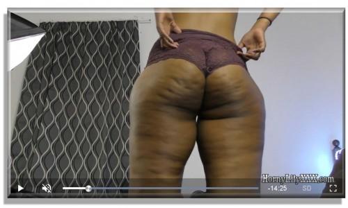 HornyLilyXXX Big Ass Dildo riding Vibrator Sex toys Cum