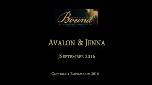 BOUND September: Avalon & Jenna