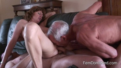 Watch how Leyroy fucks me. Then lick his cum out of my pussy you useless cuckold faggot