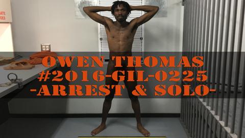 Owen Thomas - Arrest & Solo