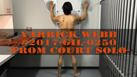 Yarrick Webb - Direct From Court - Solo