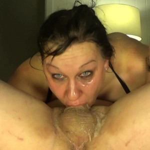 Sloppy Deepthroat!
